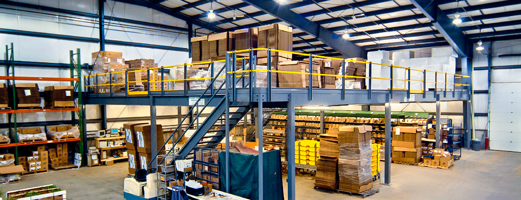 Innovative Business Solutions Mezzanines And Platforms